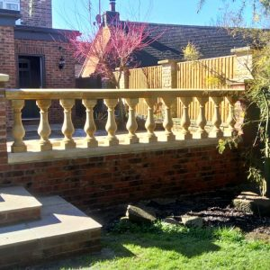 garden wall derby