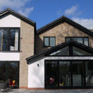 home extensions ockbrook