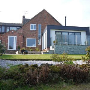 darley abbey property extension