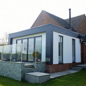building extension allestree